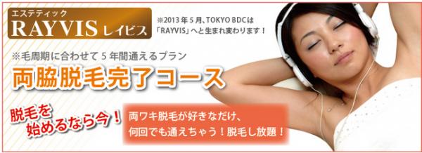 主婦女性にお薦めプチ稼ぎ【TOKYO BDC】エステティックレイビス|美トリ