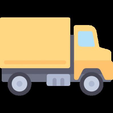 梱包と配送について