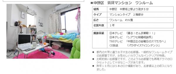 ロケーションハウス、ロケハウス、ハウススタジオ|ロケ地募集.jp|私のおウチがテレビに出ちゃう!?|-2