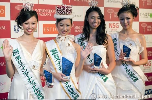 ミス・インターナショナル日本大会 4