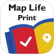 Map_Life_Printを_App_Store_で