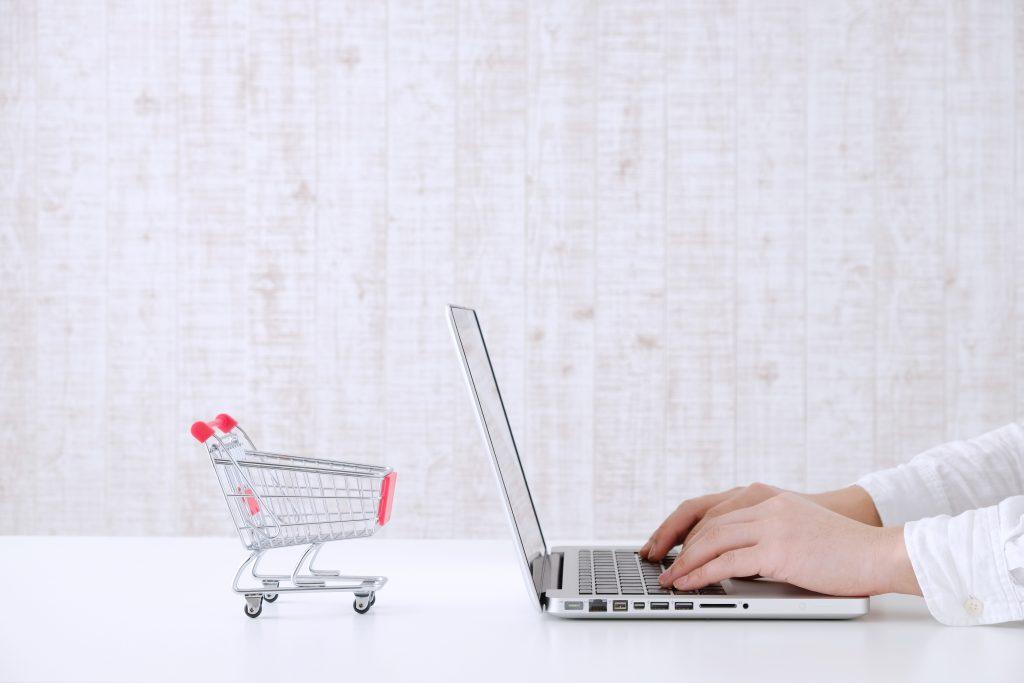 「ショッピングカートサービス」で作成・運営する方法