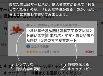 サービス詳細編集___ココナラ