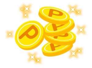 賞品ポイントの付与日(受取り方法)
