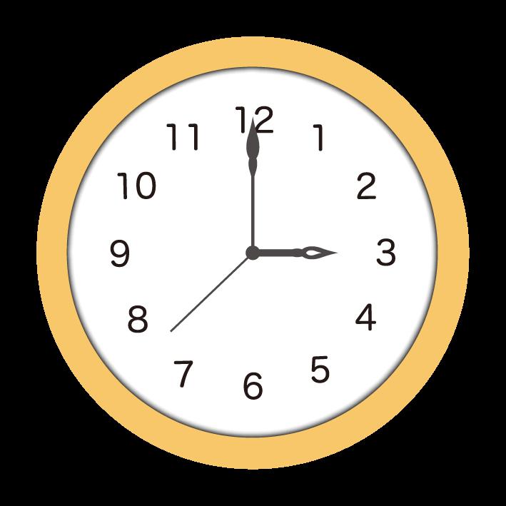 時計・タイム・time