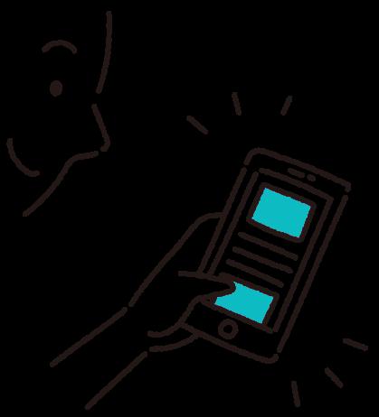 ハンドメイドアプリ