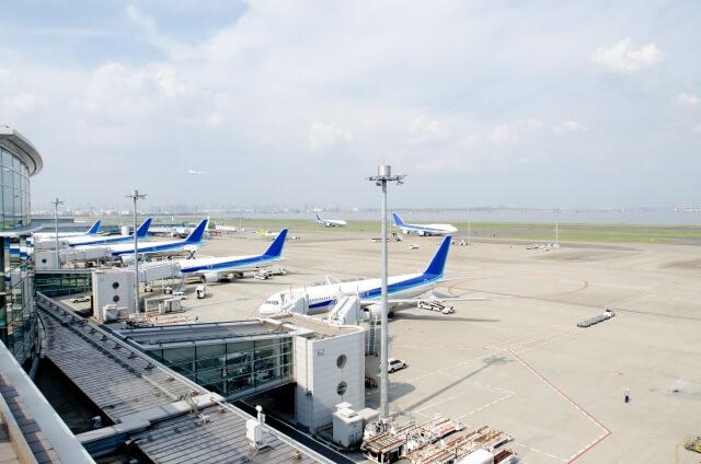 主要な取扱空港(ソラハピ アプリ)