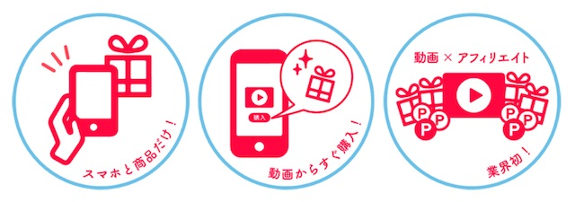 ViiBee(ビービー)アプリ「動画で稼げる」